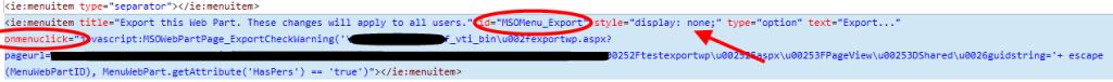ExportWPJavascriptInlineStyle_Id