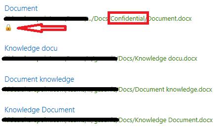 Classification - search icon
