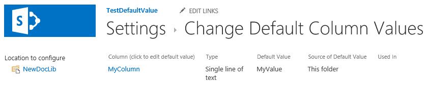 DefaultValue - code